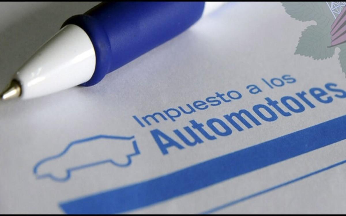 El 30 de septiembre vence el plazo de pago del impuesto vehicular
