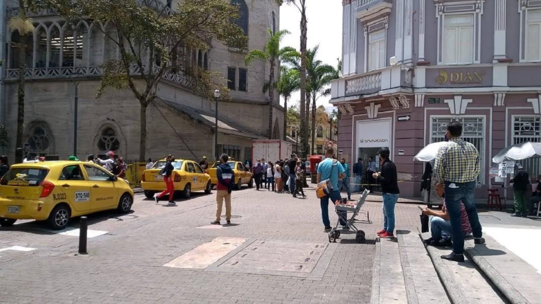 El Centro Histórico de Manizales a un click de distancia - Noticias de Colombia