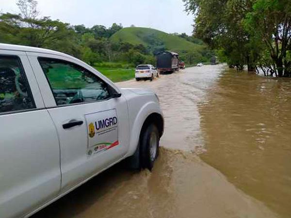 El invierno en el valle genera preocupación, las autoridades piden ser cautelosas debido al aumento de las precipitaciones
