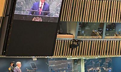 El último discurso de Duque como presidente de Colombia ante la ONU | Gobierno | Economía