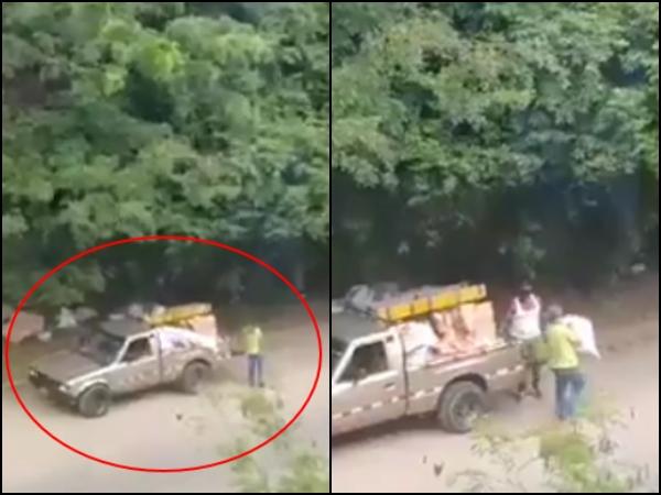 En Bochalema, pasaron de robar botes de basura a recogerlos, tirarlos y dejarlos en la zona - Noticias de Colombia