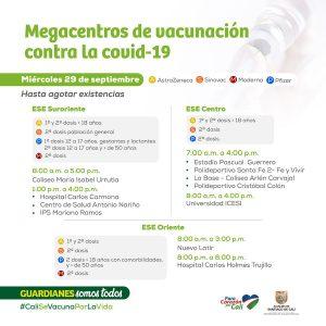 En Cali, necesita más de 100.000 dosis de vacuna Moderna, llevan semanas esperando segundas dosis - Noticias de Colombia