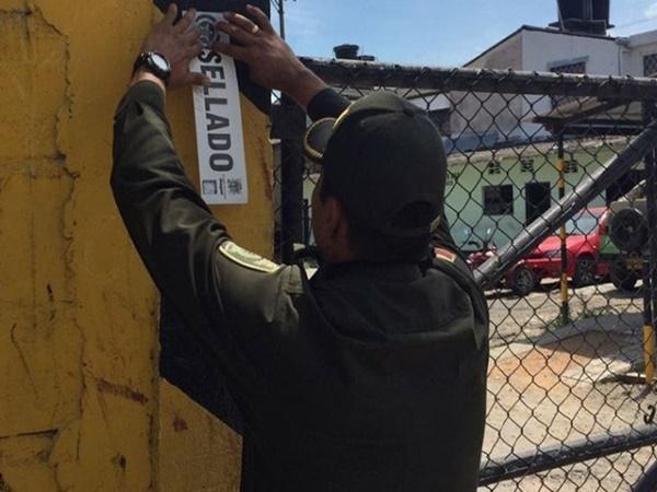 En Ipiales parqueadero funcionaba como terminal clandestino para transportar migrantes
