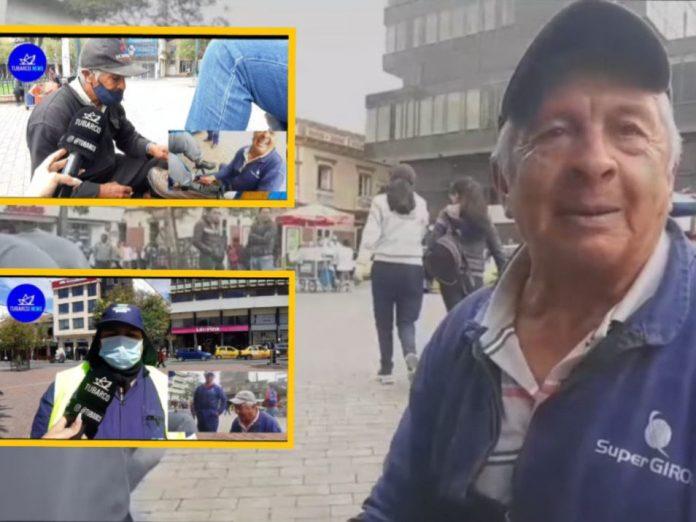 En Pasto hace falta Carlos 'El Chaquetica'; sus conocidos, familiares y amigos lo recuerdan con admiración - Noticias de Colombia