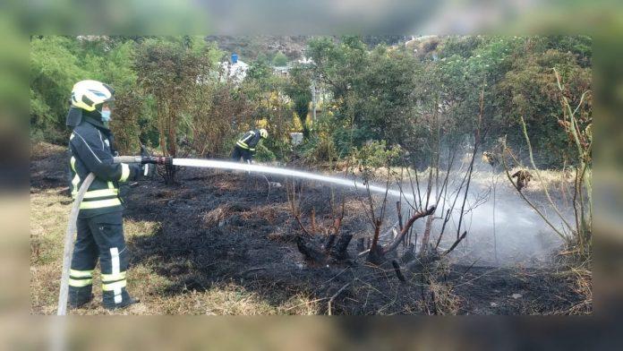 En Pasto hay preocupación por los incendios forestales: muchos por quemas de basuras - Noticias de Colombia