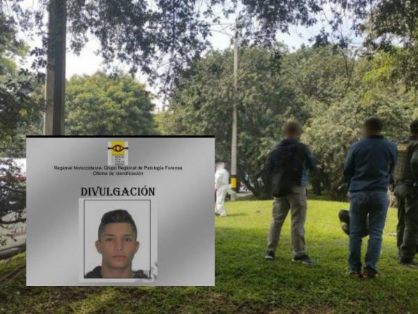 Jhonnatan caleño murió en Medellín
