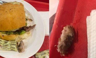Encontró más carne de la debida una mujer halló un dedo humano en su hamburguesa