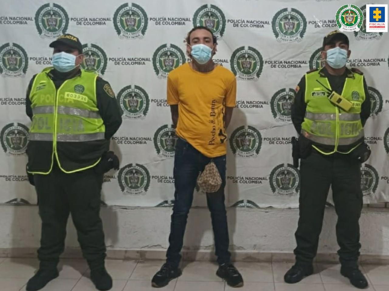 Envían a la cárcel a alias Huesitos, quien habría asesinado a un ciudadano en medio de un hurto en Valledupar - Noticias de Colombia