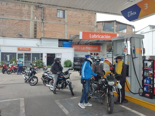 """Escases de combustible en Pasto se debió a un percance en plata de Yumbo"", Alcaldía"