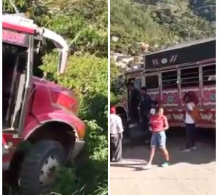 abismo en Páez Cauca