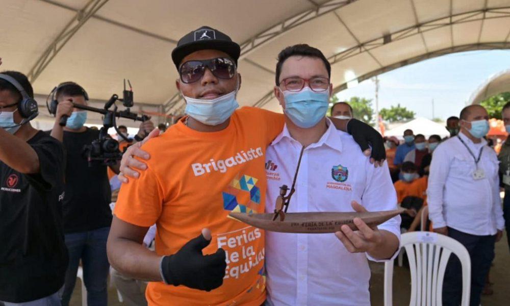 Feria de la Equidad del Magdalena beneficiará a 200 mil personas