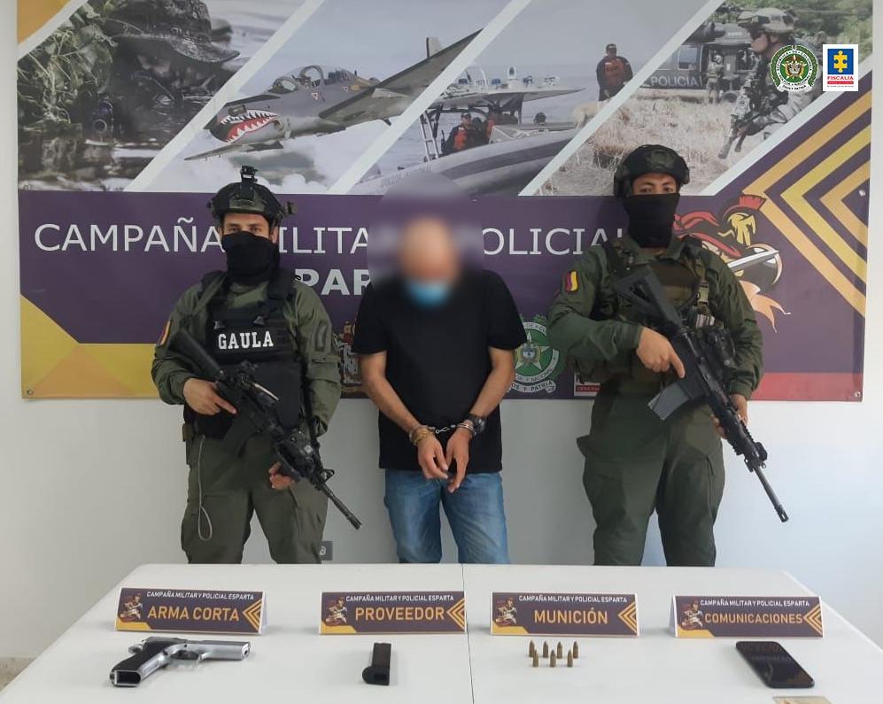 Fiscal General presentó positivo balance de la lucha contra las estructuras delincuenciales en Norte de Santander - Noticias de Colombia