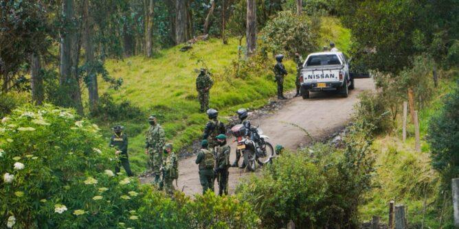 Fortalecen vigilancia y control en pasos fronterizos irregulares en el municipio de Ipiales - Noticias de Colombia