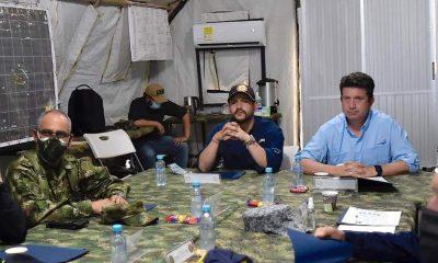 Fuerte golpe contra el ELN en el Chocó