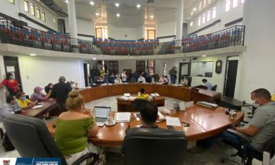 Gobernador de Arauca, Facundo Castillo, clausuró sesiones extraordinarias de la Asamblea Departamental - Noticias de Colombia