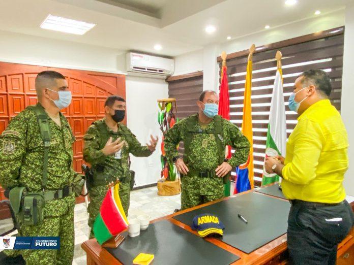 Gobernador pidió a Ministro de Defensa presidir Consejo Extraordinario de Seguridad en Arauca Capital - Noticias de Colombia