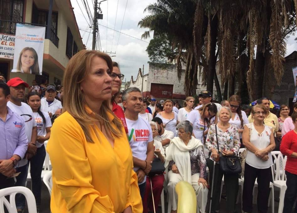 Griselda Restrepo revela por qué renunció a la vicepresidencia de la Asamblea del Valle