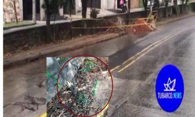Hallaron el daño en la Circunvalar de Cali: una vieja tubería 4Ac que se rompió hace unos días - Noticias de Colombia