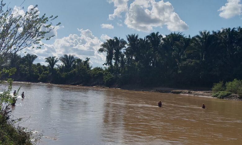 Hombre desapareció en el río Unete