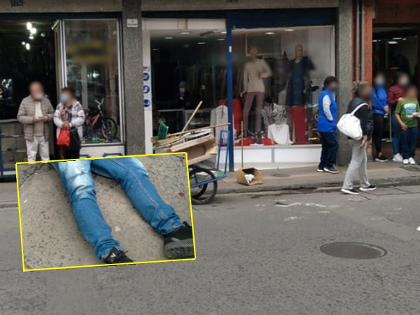 Homicidios no paran en Nariño: esta vez asesinaron a un sujeto en pleno centro de Ipiales