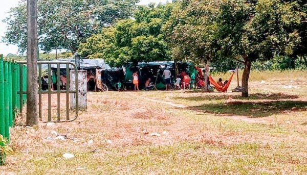 Indígenas abandonarán la manga de coleo y complejo ferial de Puerto Carreño - Noticias de Colombia