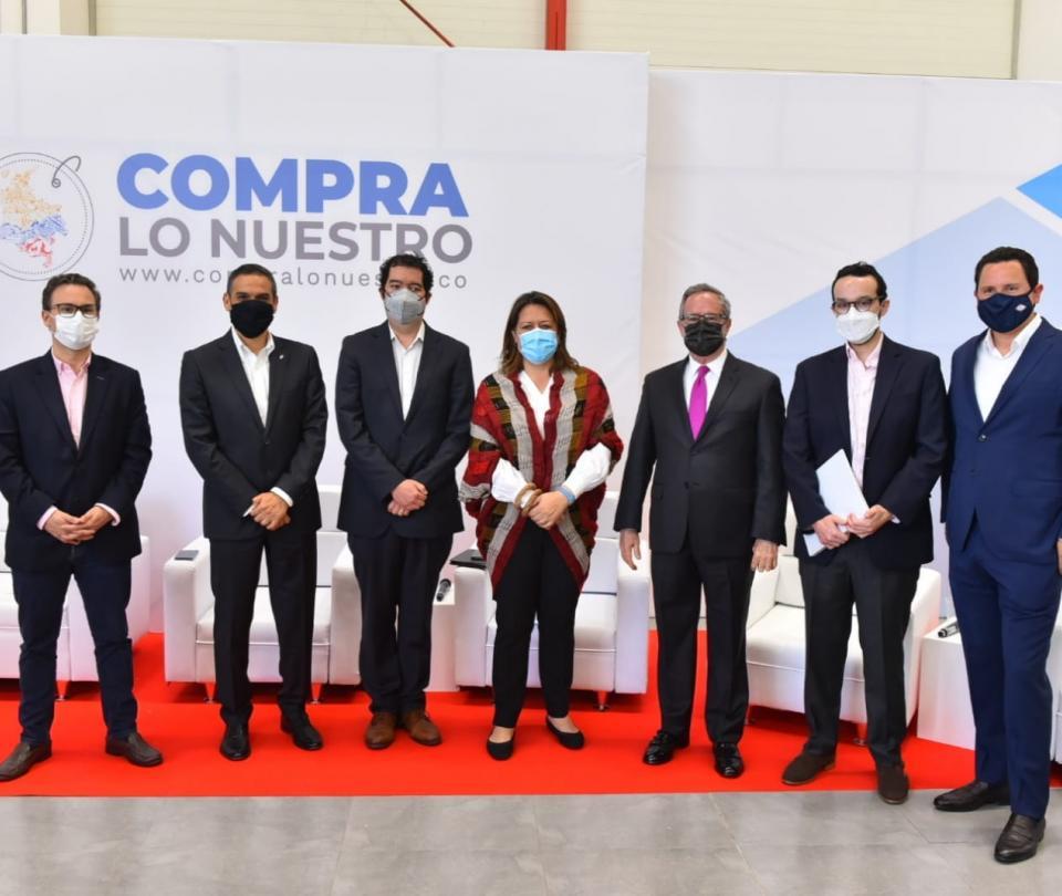 Inicia la campaña Compra lo nuestro para la reactivación de las empresas | Gobierno | Economía