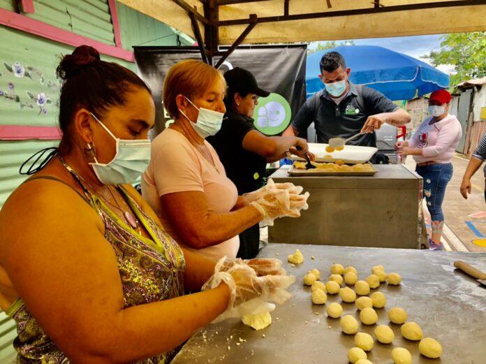 Jornada social en la zona del Dique, en Villavicencio - Noticias de Colombia
