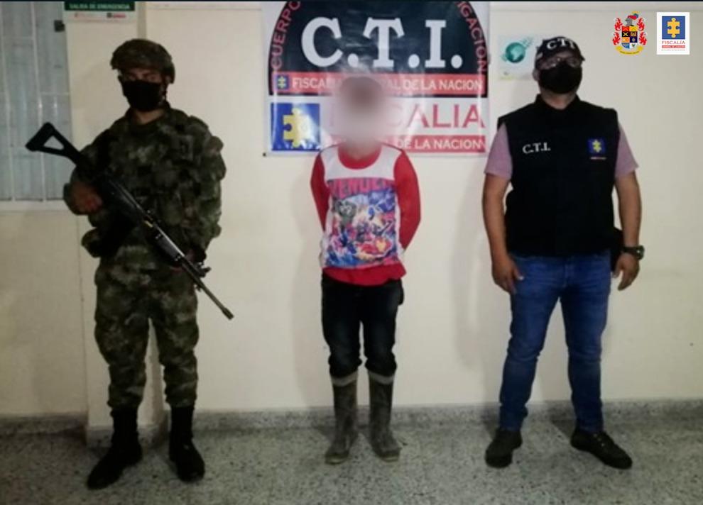 Judicializadas dos personas por delitos sexuales contra menores en el Tolima - Noticias de Colombia