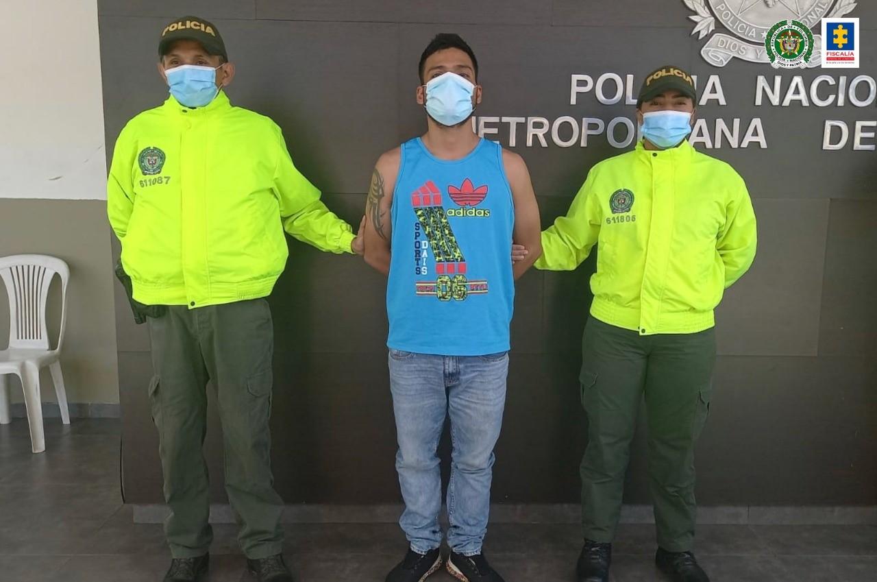 Judicializado presunto integrante del grupo delincuencial Los Nachos, dedicado al microtráfico en la comuna uno de Cúcuta (Norte de Santander) - Noticias de Colombia