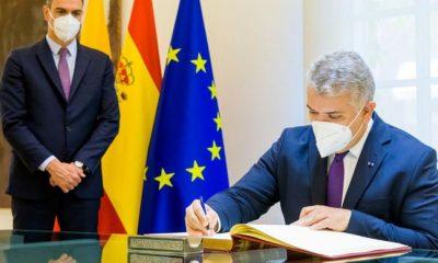 La apuesta de Colombia para impulsar la inversión española | Gobierno | Economía