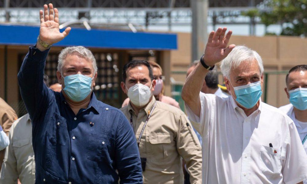 """""""La fragilidad del proceso ha ido desapareciendo"""": Duque"""