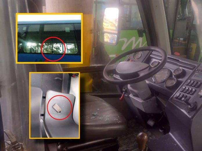 """""""La noticia todos los fines de semana es que otros autobuses MIO atacaron"""": Van 30 en septiembre - Noticias de Colombia"""