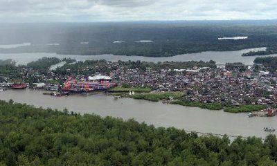 Las familias afectadas por las fuertes lluvias en la zona de Campo Hermoso fueron censadas