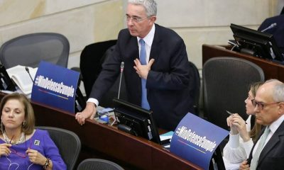 Las fracturas internas del Centro Democrático por la 'bendición' de Uribe para 2022