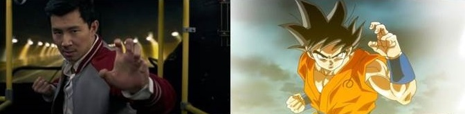Las sorprendentes cinco referencias a Dragon Ball en Shang-Chi