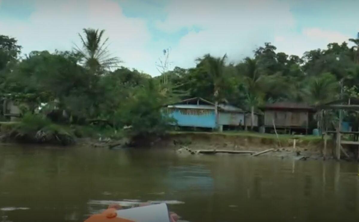 Líderes del Chocó piden donaciones para miles de familias que han sufrido el desplazamiento - Noticias de Colombia