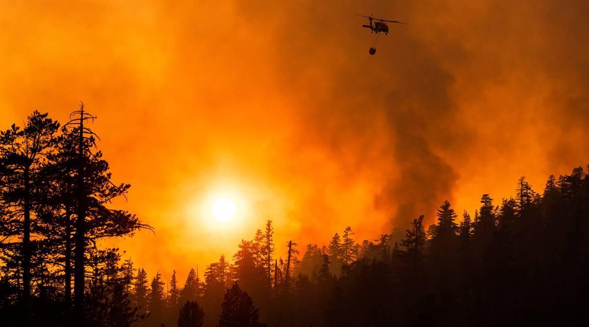 Los incendios forestales de California tuvieron un efecto invisible: altas emisiones de dióxido de carbono