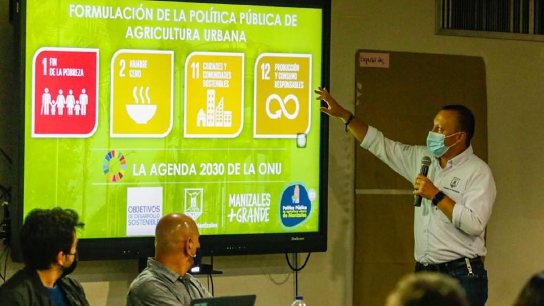 Manizales inicia el proceso para crear una política pública de agricultura - Noticias de Colombia