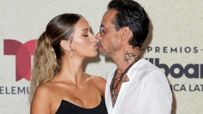 Marc Anthony presentó a su novia en los Premios Billboard - Noticias de Colombia