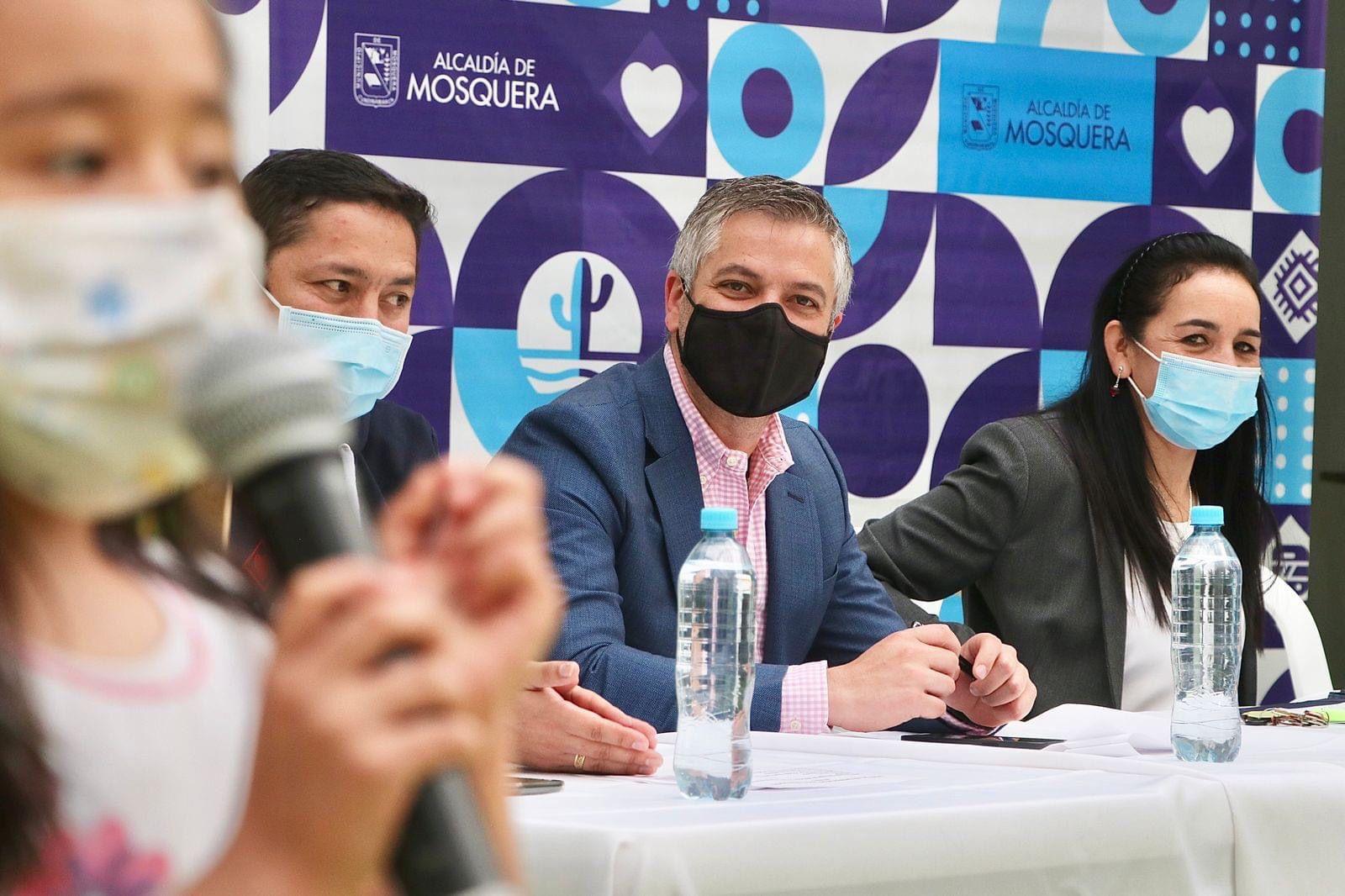 Mosquera arranca con nuevo programa de salud en colegios del municipio - Noticias de Colombia