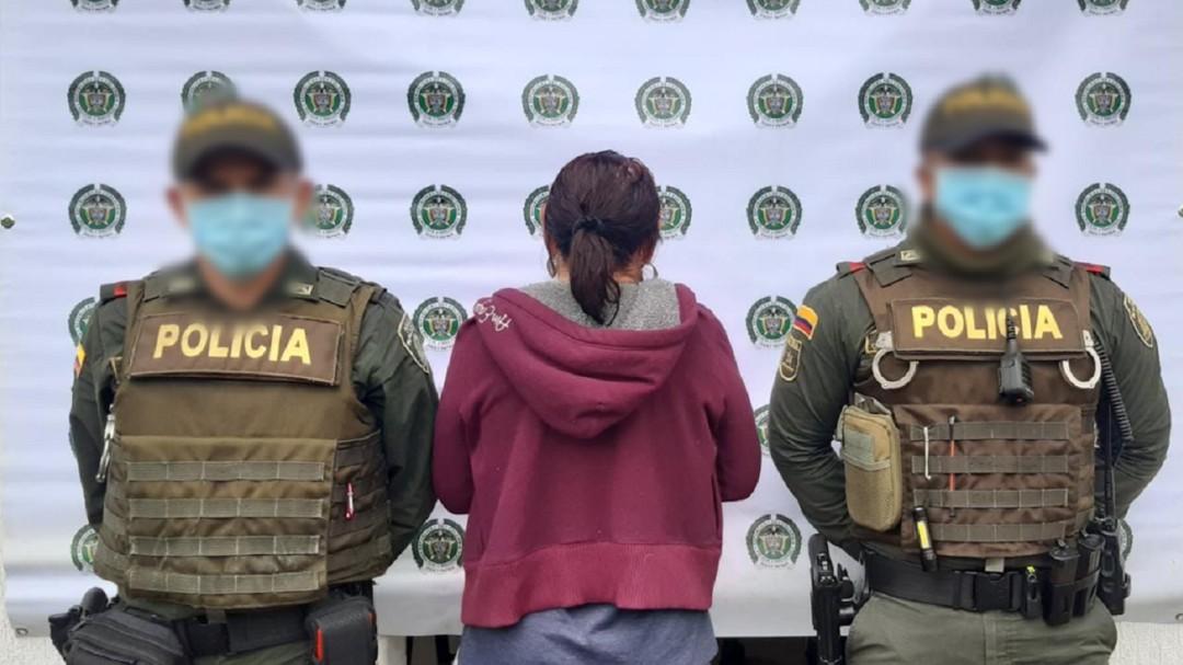 Mujer capturada en Manizales era buscada por la justicia desde hace 20 años - Noticias de Colombia