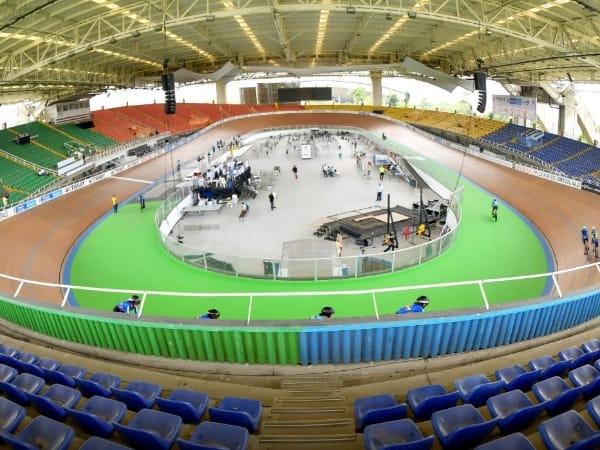 Nations Cup se lleva a cabo en el Velódromo de Cali: los mejores ciclistas de pista del mundo - Noticias de Colombia