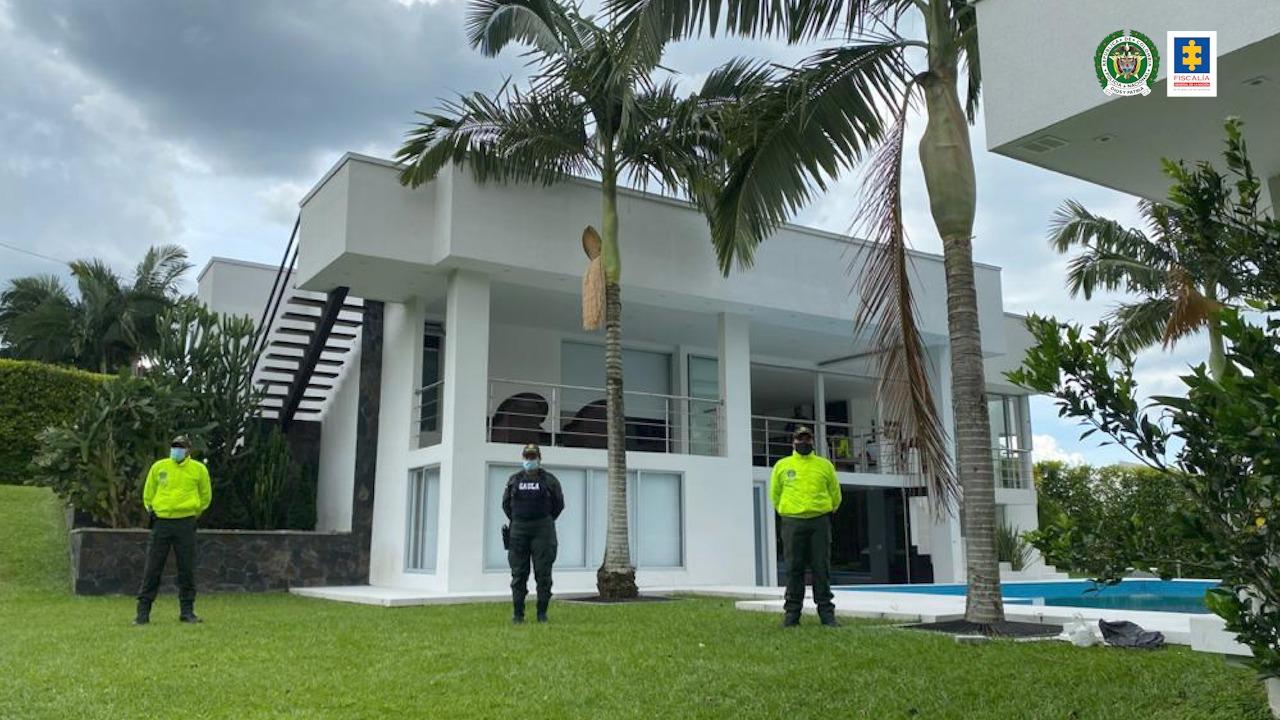 Ocupados bienes que pertenecerían a estructura delincuencial responsable extorsiones en Pereira - Noticias de Colombia