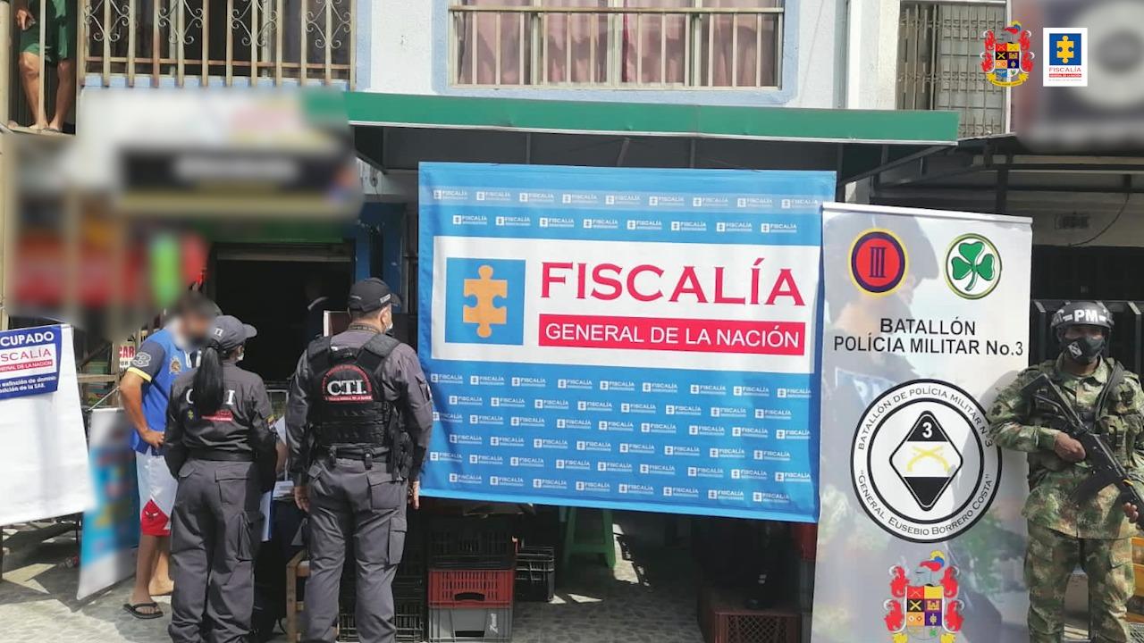Ocupados con fines de extinción de dominio bienes de presunto integrante de red señalada de enviar drogas sintéticas a Europa y Asia - Noticias de Colombia