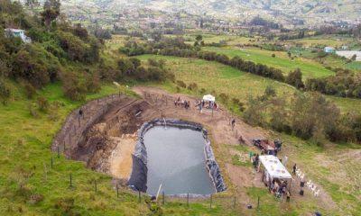 Pasto tendrá reservorio que almacenará millones de litros de agua para favorecer a agricultores