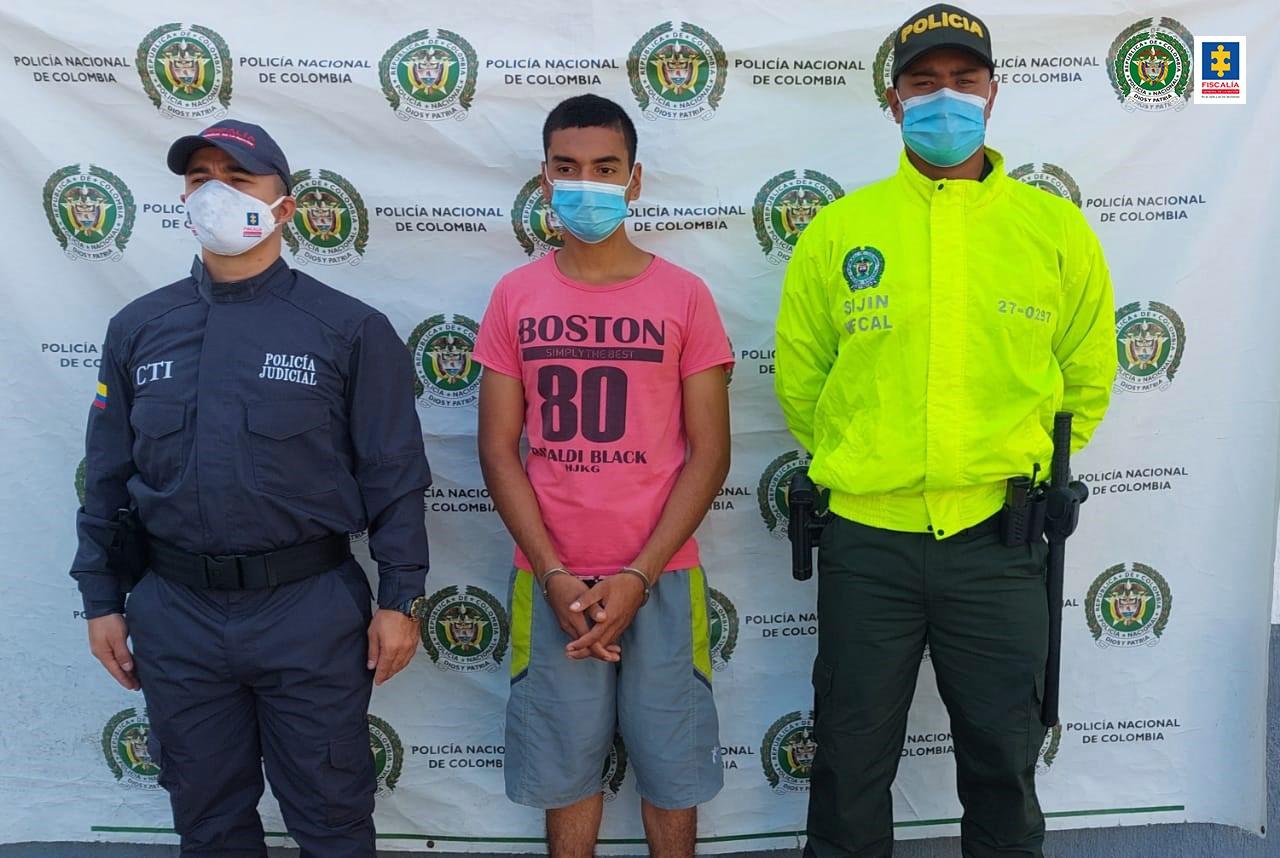 Por homicidio envían a la cárcel a alias Jhon William - Noticias de Colombia