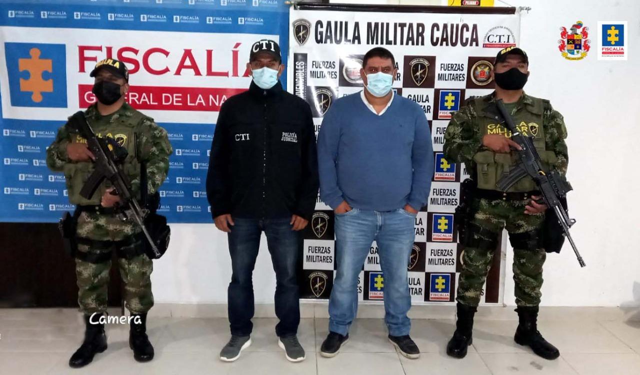 Por peculado y cohecho, judicializado exalcalde de San Sebastián (Cauca) - Noticias de Colombia