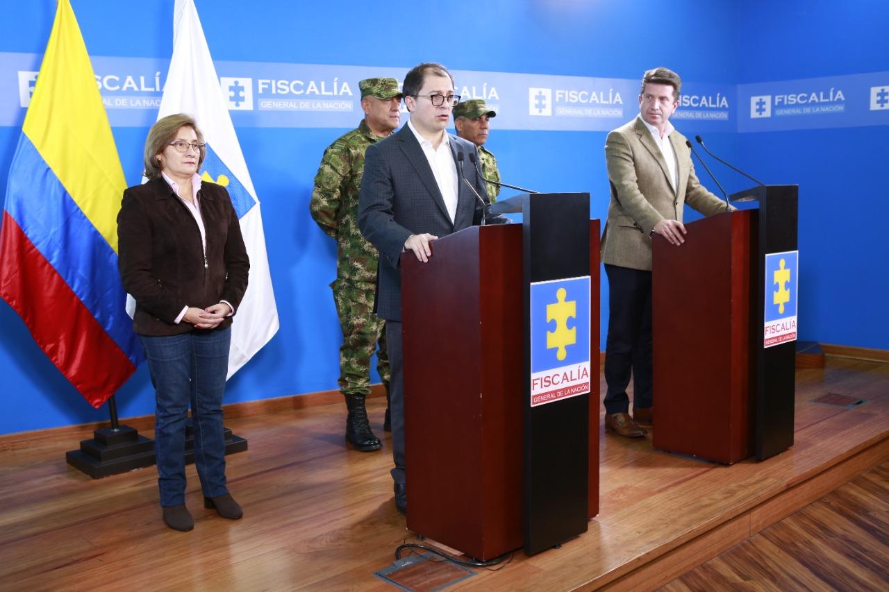 Privado de la libertad alias Camilo 40, señalado cabecilla principal de organización criminal Los Contadores - Noticias de Colombia
