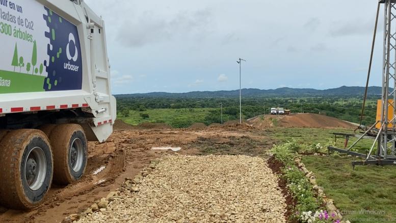 Proyectos de gran impacto ambiental maneja Urbaser en Loma Grande