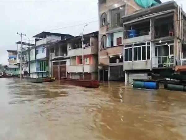 Se repite la pesadilla: Rio Telembí se desbordó e inundó varias veredas de Barbacoas